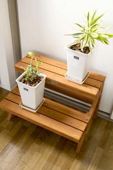鉢植え設置例