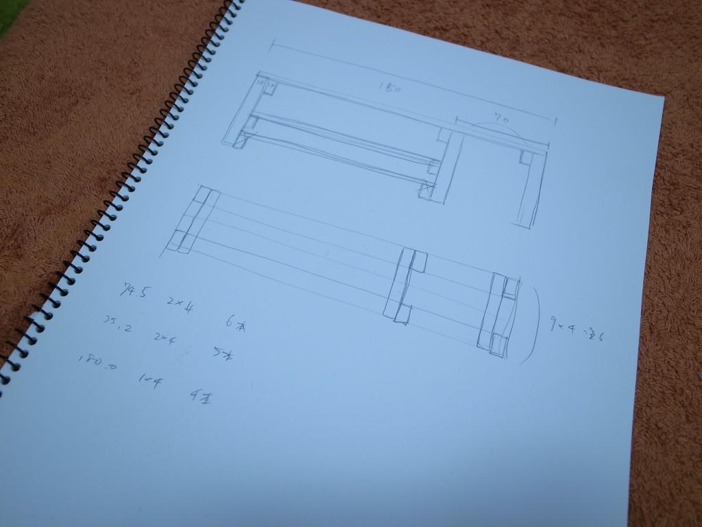 簡単な設計図